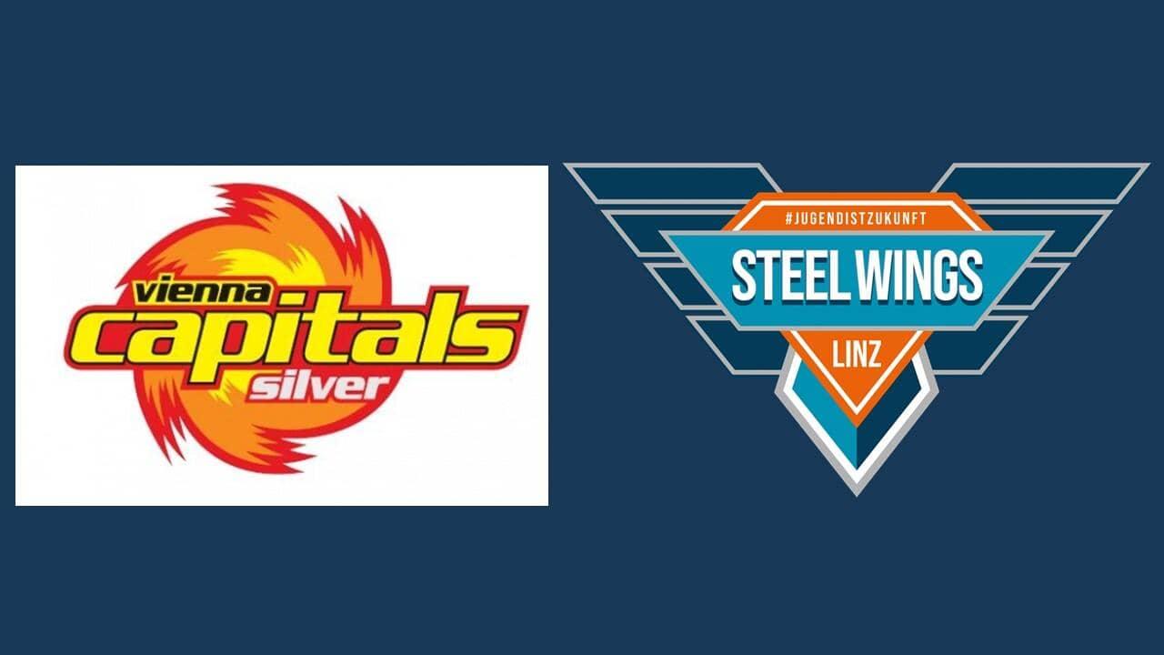 Silver Caps - STEEL Wings