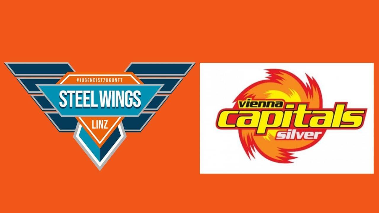 STEEL Wings - Silver Caps
